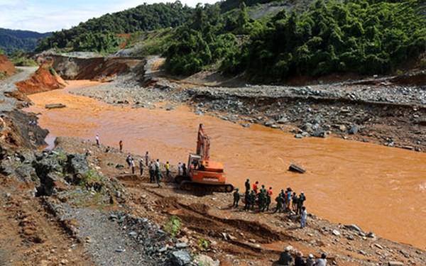 Gần 2 năm sự cố Thủy điện Sông Bung 2: Vẫn chưa quy xong trách nhiệm nhà thầu