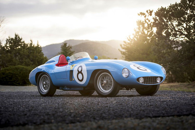 Chiêm ngưỡng những chiếc xe cổ siêu đắt, siêu hiếm tại Mỹ