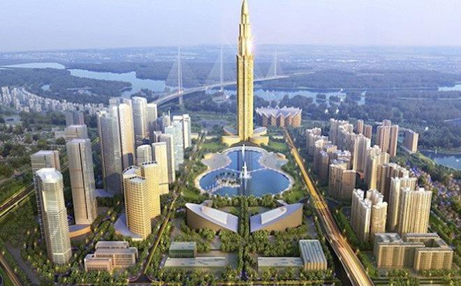 Siêu dự án Thành phố Thông minh khiến vốn FDI bất động sản tăng mạnh