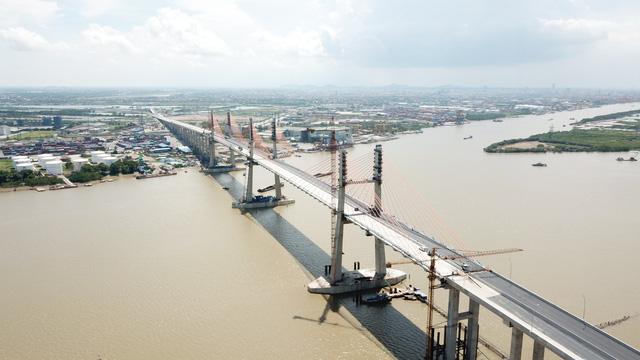 Cầu Bạch Đằng chính thức thông xe và đi vào hoạt động từ ngày 1/9