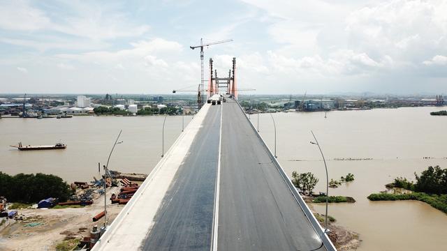 Cây cầu hơn 7.000 tỉ đồng đi vào hoạt động sẽ rút ngắn thời gian từ Hà Nội, Hải Phòng...đến Quảng Ninh