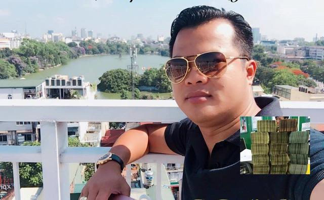 Thái Minh Phương - chủ nhân của những vụ giao dịch sim hàng chục tỷ đồng. Ảnh: Facebook nhân vật