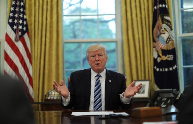 Ông Trump cảnh báo rút Mỹ khỏi WTO