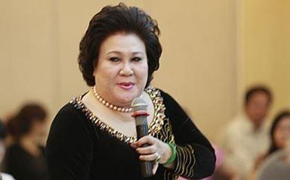 Bà Võ Thị Thanh - bông hồng vàng một thời lừng lẫy