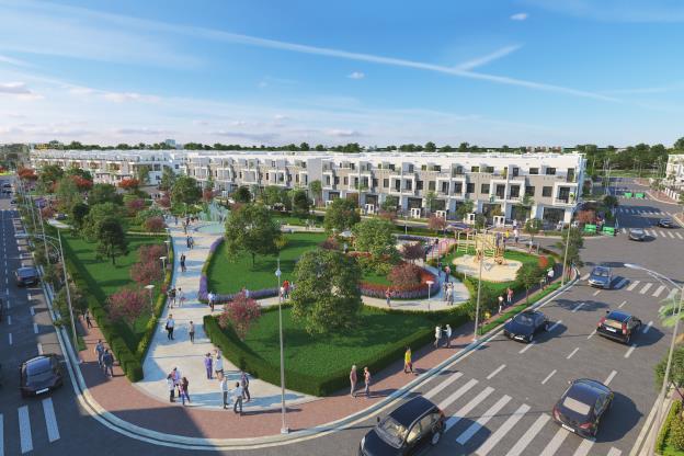 Khu đô thị thương mại Viva Park tại Trảng Bom, Đồng Nai được giới thiệu vào quý 3/2018.