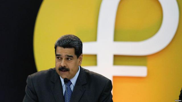 Tiền ảo của Venezuela ế hàng, không ai thèm dùng