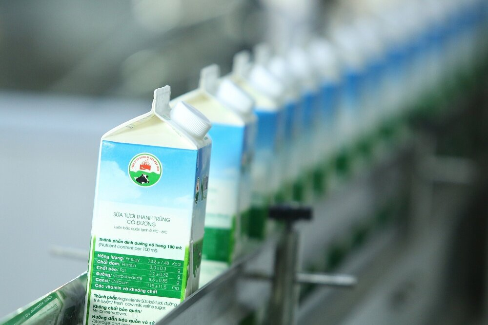 Chủ thương hiệu sữa Mộc Châu bị cơ quan thuế