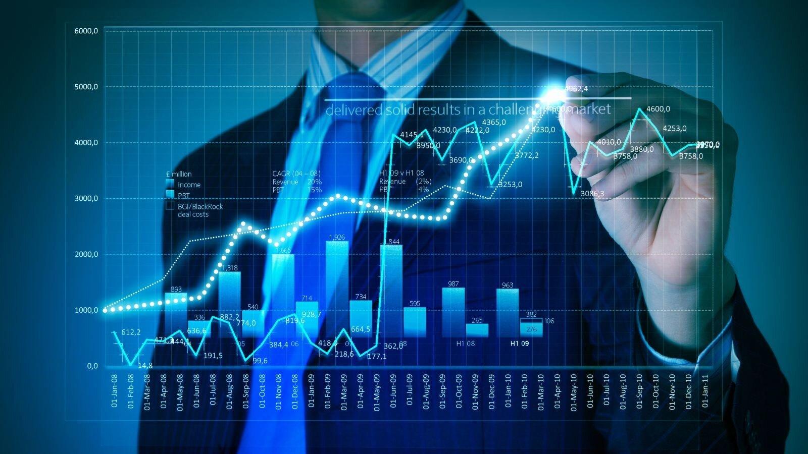Thị trường cơ sở lình xình, giao dịch phái sinh bình quân phiên tăng 15% trong tháng 3