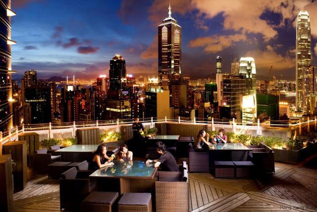 Vượt New York, Hong Kong là thành phố có nhiều người siêu giàu nhất thế giới
