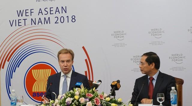 Việt Nam đã sẵn sàng cho Diễn đàn Kinh tế Thế giới 2018 sẽ diễn ra từ ngày mai (11/9).
