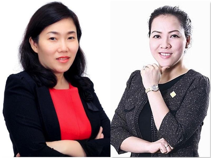 Hai sếp nữ Sacombank rời ghế Phó Tổng Giám đốc