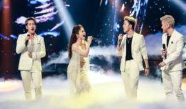 Tùng Dương đăng quang tại đêm chung kết The Debut