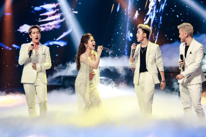Tùng Dương đăng quang, Ngọc Vi nhận quà đặc biệt tại đêm chung kết The Debut - ảnh 1
