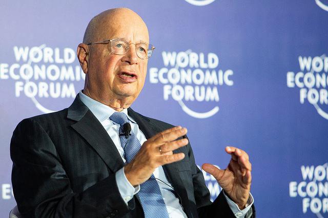 Giáo sư Klaus Schwab, Người sáng lập và Chủ tịch Điều hành Diễn đàn Kinh tế Thế giới.