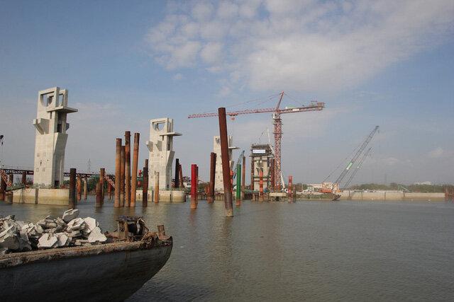 Dự án chống ngập 10.000 tỷ không được tái cấp vốn vì dùng thép Trung Quốc?