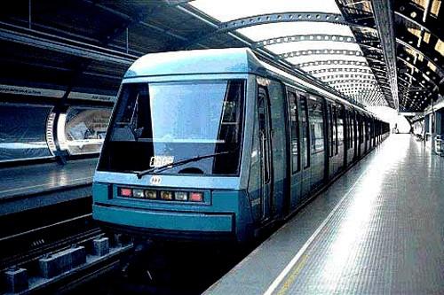 Dự án Metro Bến Thành - Suối Tiên dự kiến đưa vào khai thác năm 2020 (ảnh: Petrotimes)
