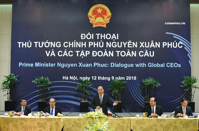 Thủ tướng hỏi Facebook, Google băn khoăn điều gì khi đầu tư ở Việt Nam?