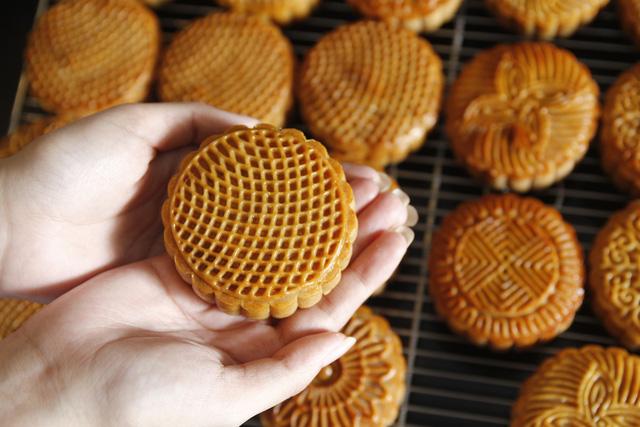 Bánh trung thu handmade