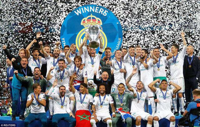 Doanh thu của Real Madrid vượt trội so với Barcelona