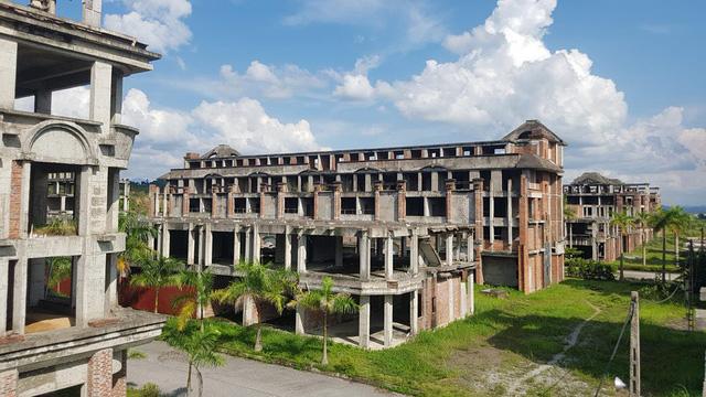 Dự án nằm im không nhúc nhích gần chục năm qua ngay cửa ngõ Lạng Sơn