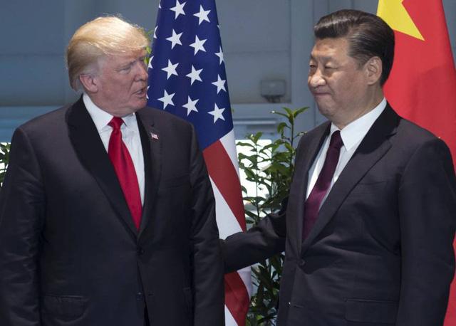 Tổng thống Donald Trump và Chủ tịch Trung Quốc Tập Cận Bình (Ảnh: Reuters)