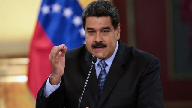 Tổng thống Venezuela đến Trung Quốc cầu cứu cho nền kinh tế nước nhà