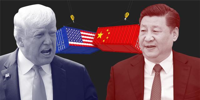 Tổng thống Donald Trump đang muốn đẩy nhanh việc áp thuế lên 200 tỷ USD hàng hóa Trung Quốc. (Nguồn: Business Insider)