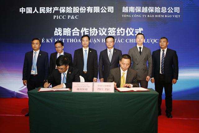 Bảo hiểm Bảo Việt ký kết hợp tác phát triển hoạt động bảo hiểm thương mại cùng các tổ chức quốc tế
