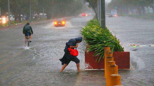 Châu Á có thể thiệt hại 120 tỷ USD do siêu bão Mangkhut