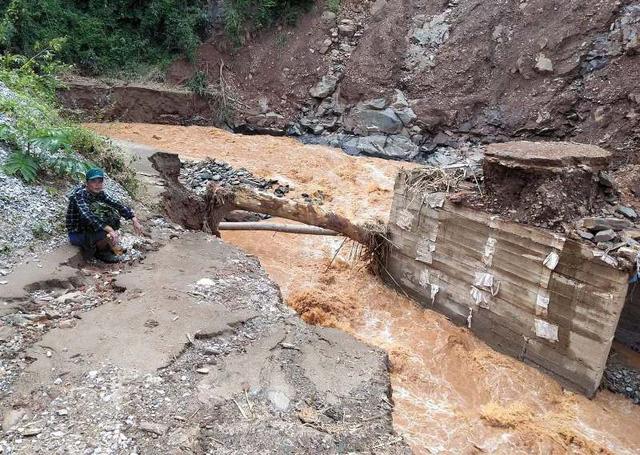 Nhiều địa phương tại Thanh Hóa vẫn chưa khắc phục xong hậu quả đợt mưa lũ vừa qua