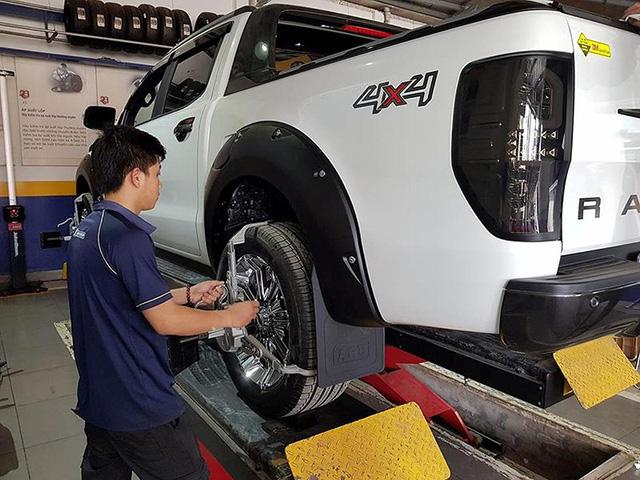 Siết chất lượng vỏ xe đảm bảo quyền lợi cho người tiêu dùng.