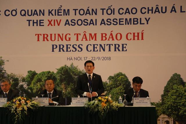 Tổng Kiểm toán Nhà nước: Lo Việt Nam thành bãi rác công nghệ trong cách mạng 4.0