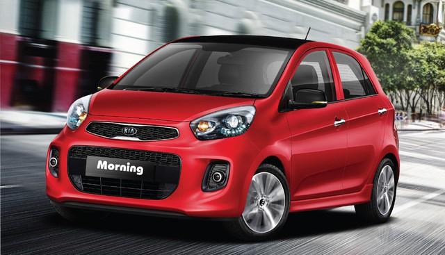 Xe KIA Morning hiện được lắp ráp tại Việt Nam thông qua tập đoàn Thaco. Ngoài ra, trên thị trường cũng có khá nhiều xe được nhập khẩu thông qua các đại lý không chính hãng.
