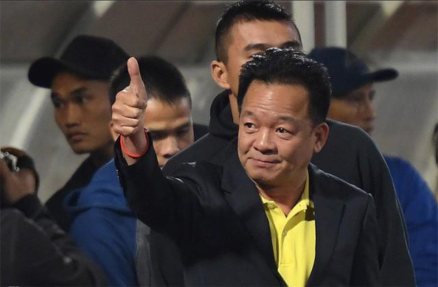 Ông Hiển có nhiều đóng góp cho sự phát triển của bóng đá Việt Nam