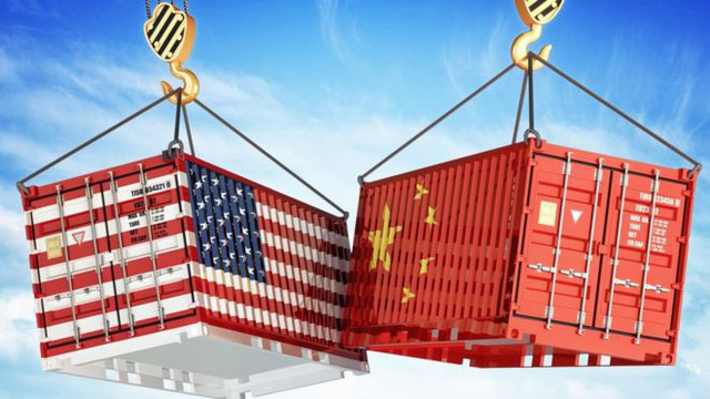 Mỹ, Trung Quốc liên tục đáp trả nhau bằng thuế quan. (Ảnh minh họa: BBC)
