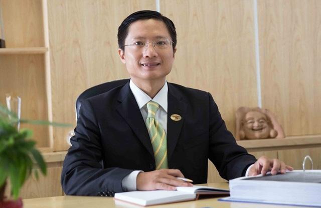 """Ông Trương Anh Tuấn - Trưởng ban pháp chế Hiệp hội bất động sản Việt Nam cho rằng những chủ đầu tư """"bội tín"""" sẽ tự loại mình khỏi thị trường..."""