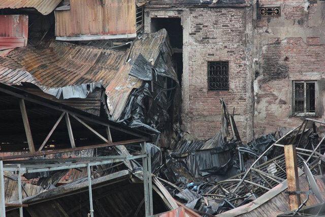 Vụ cháy gần bệnh viện nhi: Do chập điện từ nhà ông Hiệp