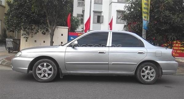 Thanh lý xe Kia Spectra đời 2004