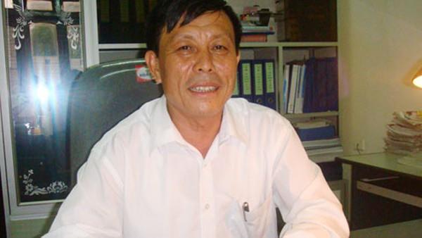 Ông Bùi Quang Mai