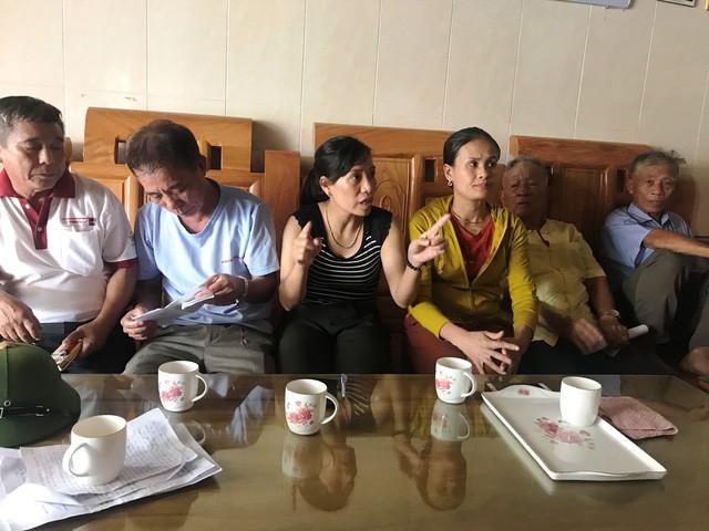 Người dân xã Cẩm Nhượng bức xúc phản ánh vì vô lý bị cắt điện