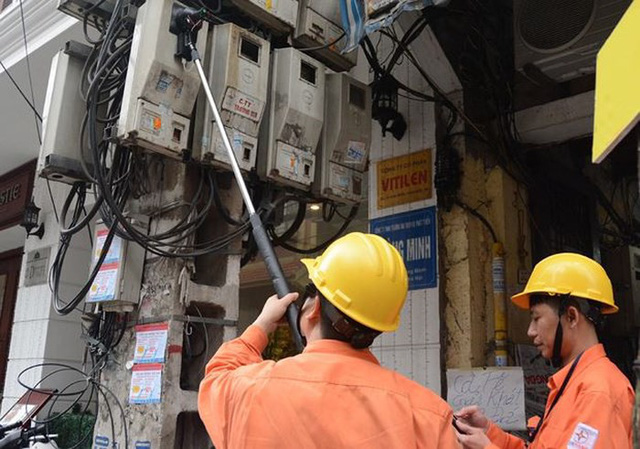 Lại chuẩn bị sửa đổi biểu giá cơ cấu bán lẻ điện