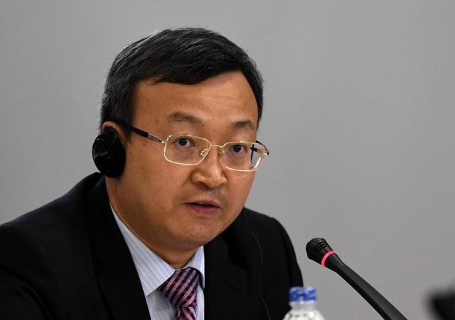 Thứ trưởng Thương mại Trung Quốc Wang Shouwen (Ảnh: Reuters)