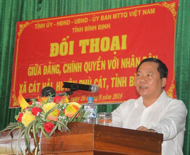 """Ban Quản lý Khu kinh tế tỉnh xin lỗi dân vì dự án """"treo"""" hơn 10 năm"""
