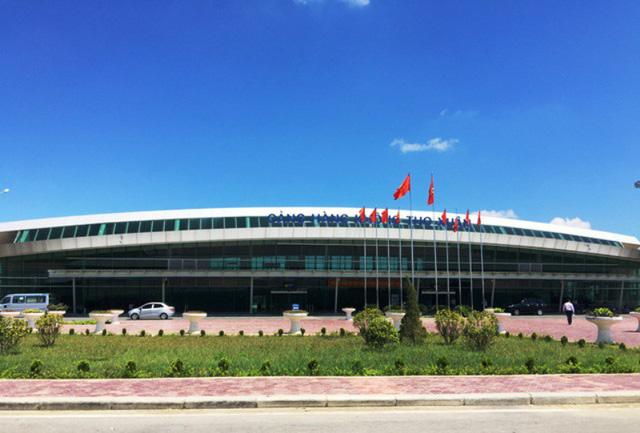 Bộ Giao thông vận tải vừa có văn bản đồng ý việc nâng cấp Cảng hàng không Thọ Xuân thành cảng hàng không quốc tế.
