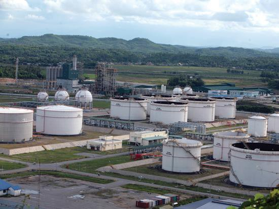 Petrolimex xin dừng Dự án lọc hoá dầu tỷ USD Nam Vân Phong
