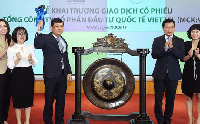 Hai phiên tăng trần, vốn hoá Viettel Global đạt 2,3 tỷ USD