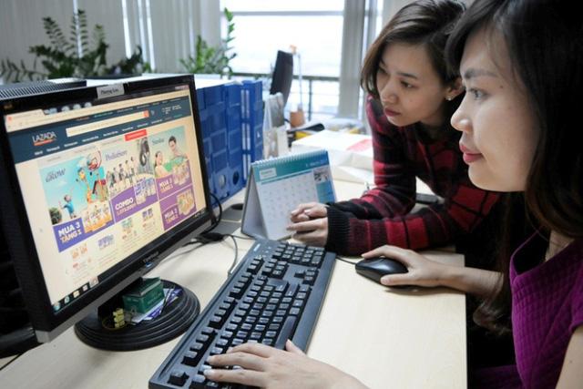 Người Việt mua hàng trên mạng nhiều nhất là vé máy bay, đồ gia dụng và hàng điện tử