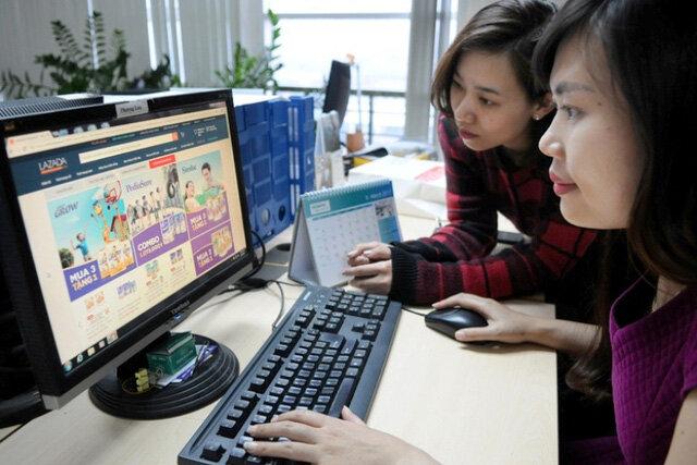 Người Việt mua trên mạng nhiều nhất là vé máy bay, đồ gia dụng và hàng điện tử