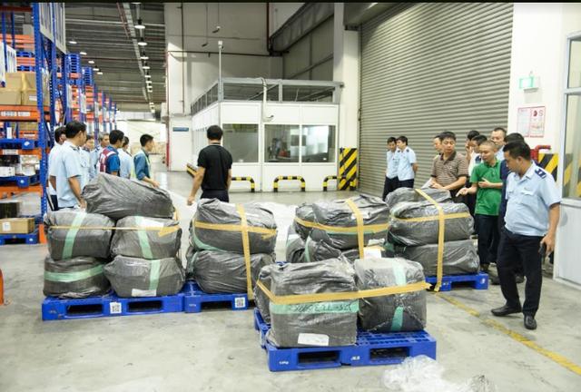 Lượng hàng cấm nhập ngà voi và vẩy tê tê bị bắt giữ lần này là lớn nhất từ đầu năm 2018