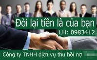 TP HCM kiến nghị cấm loại hình kinh doanh đòi nợ thuê
